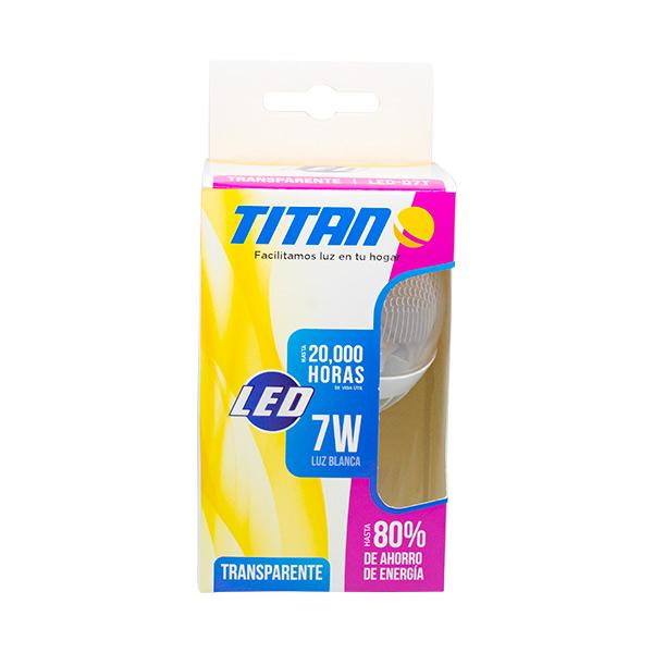 LED-D9T TRANSPARENTE